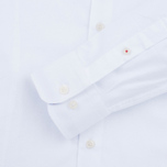 Мужская рубашка Hackett Solid Selvedge White фото- 2