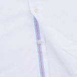 Мужская рубашка Hackett Solid Selvedge White фото- 3