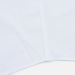 Мужская рубашка Hackett Solid Selvedge White фото- 4