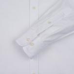 Мужская рубашка Hackett Sport Blue Placed Blue/White фото- 2