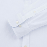 Мужская рубашка Hackett White Chest Embroidered White фото- 3
