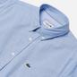 Мужская рубашка Lacoste Regular Fit Cotton Oxford Hemisphere Blue фото - 1