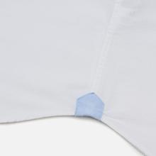 Мужская рубашка Lacoste Regular Fit Cotton Oxford White фото- 5