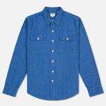 Мужская рубашка Levi's Baby Blue Denim фото- 0