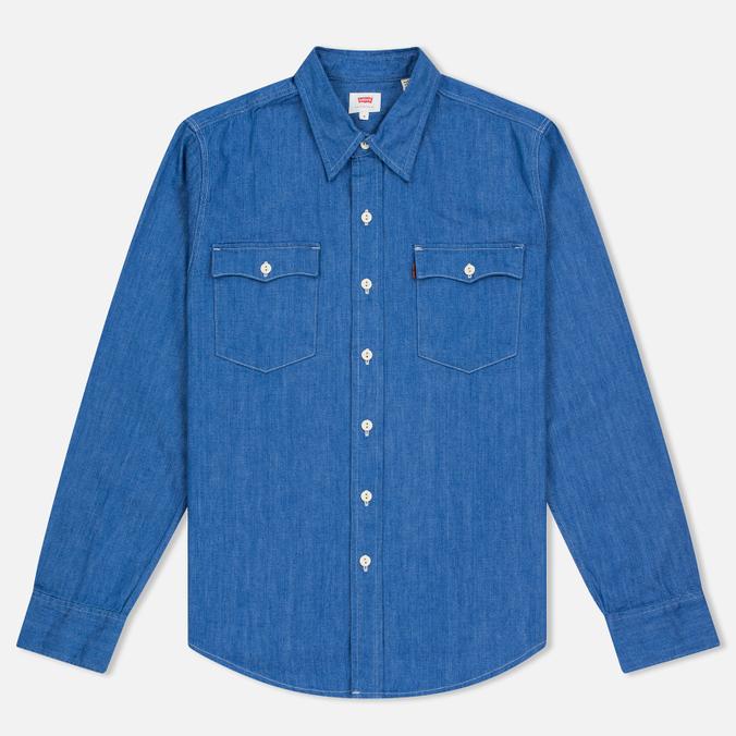Мужская рубашка Levi's Baby Blue Denim