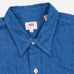 Мужская рубашка Levi's Baby Blue Denim фото- 1