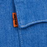 Мужская рубашка Levi's Baby Blue Denim фото- 4