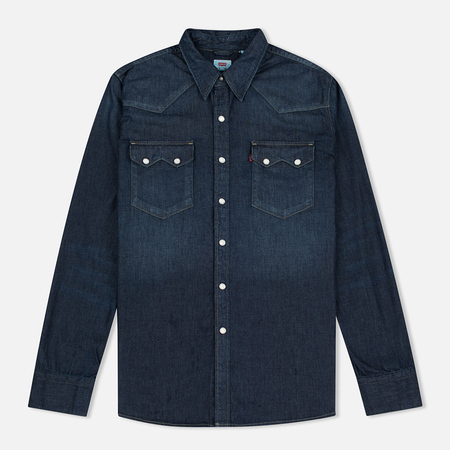 Levi's Sawtooth Men's Shirt Western Cone Ranch Hand
