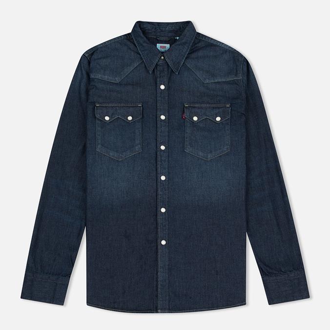 Мужская рубашка Levi's Sawtooth Western Cone Ranch Hand