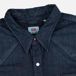Мужская рубашка Levi's Sawtooth Western Cone Ranch Hand фото- 1