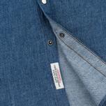 Мужская рубашка Levi's Sawtooth Western Indigo Selvedge фото- 4