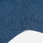 Мужская рубашка Levi's Sawtooth Western Indigo Selvedge фото- 5