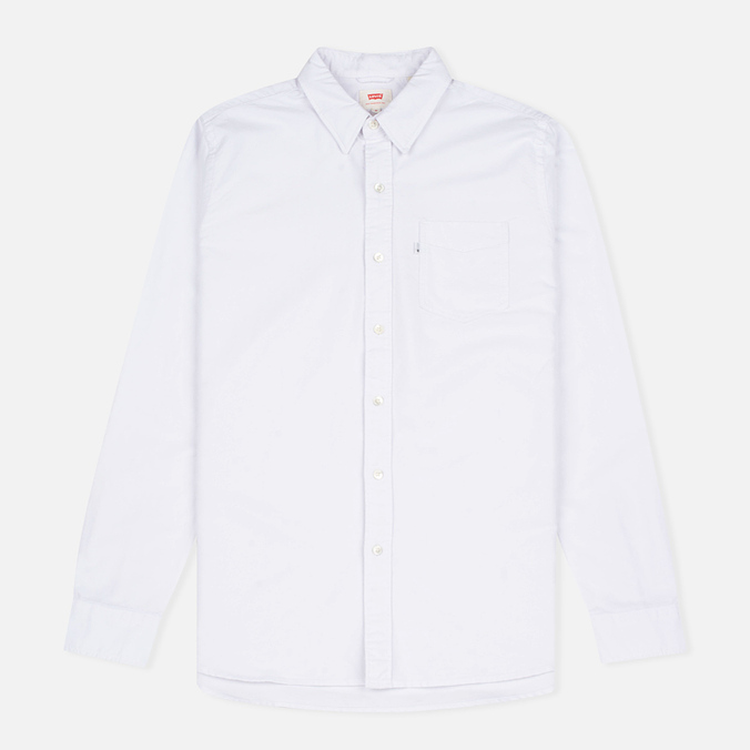 Мужская рубашка Levi's Sunset One Pocket White
