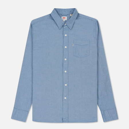 Мужская рубашка Levi's Sunset Pocket True Blue