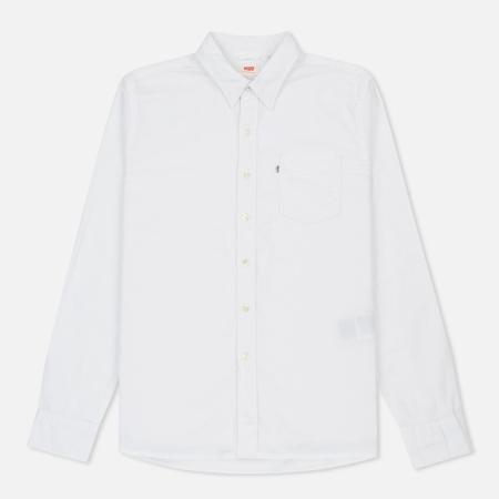 Мужская рубашка Levi's Sunset Pocket White