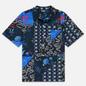 Мужская рубашка Life's a Beach Mishmash 2 Multi Blue фото - 0
