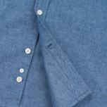 Мужская рубашка Lyle & Scott Chambray Button-Down Dark Chambray фото- 4