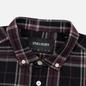 Мужская рубашка Lyle & Scott Check Flannel True Black фото - 1