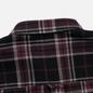 Мужская рубашка Lyle & Scott Check Flannel True Black фото - 4
