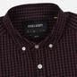 Мужская рубашка Lyle & Scott LS Slim Fit Gingham Berry/True Black фото - 1