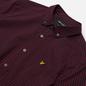 Мужская рубашка Lyle & Scott LS Slim Fit Gingham Dark Navy/Merlot фото - 1