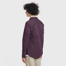 Мужская рубашка Lyle & Scott LS Slim Fit Gingham True Black фото- 3