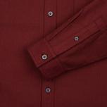Мужская рубашка Lyle & Scott Oxford Button-Down Claret Jug фото- 3
