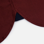 Мужская рубашка Lyle & Scott Oxford Button-Down Claret Jug фото- 4