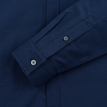 Lyle & Scott Oxford Button-Down Men's Shirt Navy photo- 3