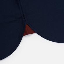 Мужская рубашка Lyle & Scott Oxford Button-Down Navy фото- 4