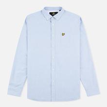 Мужская рубашка Lyle & Scott Oxford Button-Down Riviera фото- 0