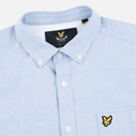 Lyle & Scott Oxford Button-Down Men's Shirt Riviera photo- 1