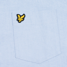 Мужская рубашка Lyle & Scott Oxford Button-Down Riviera фото- 2
