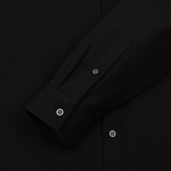 Мужская рубашка Lyle & Scott Oxford Button-Down True Black
