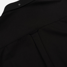 Мужская рубашка Lyle & Scott Oxford Button-Down True Black фото- 6