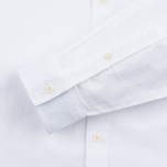 Мужская рубашка Lyle & Scott Oxford Button-Down White фото- 3