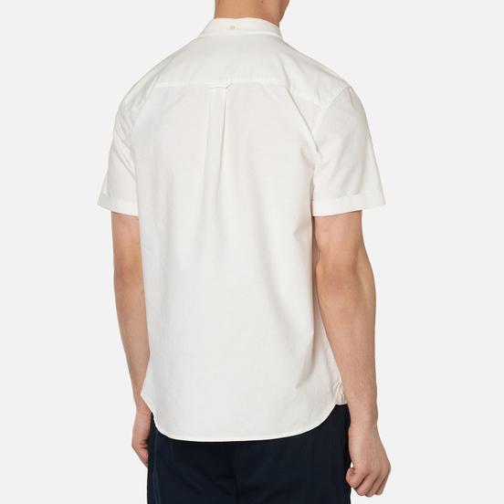 Мужская рубашка Lyle & Scott Short Sleeve Oxford White