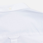 Мужская рубашка Lyle & Scott SS Plain Oxford White фото- 5