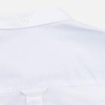 Мужская рубашка Lyle & Scott Short Sleeve Oxford White фото- 5