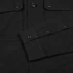 Мужская рубашка MA.Strum Over Jet Black фото- 5