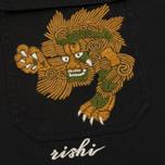 Мужская рубашка maharishi Tour D'Afrique Black фото- 2