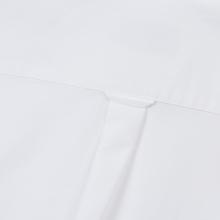 Мужская рубашка Maison Kitsune Oxford Fox Head Embroidery Classic White фото- 4