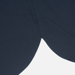Мужская рубашка Maison Kitsune Poplin Rib James Dark Navy фото- 4