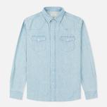 Мужская рубашка Maison Kitsune Western Used фото- 0