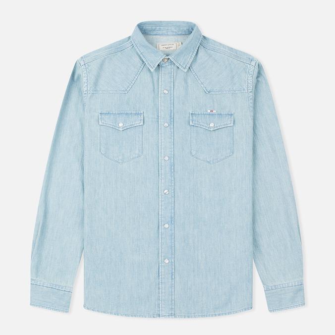 Мужская рубашка Maison Kitsune Western Used