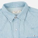Мужская рубашка Maison Kitsune Western Used фото- 1