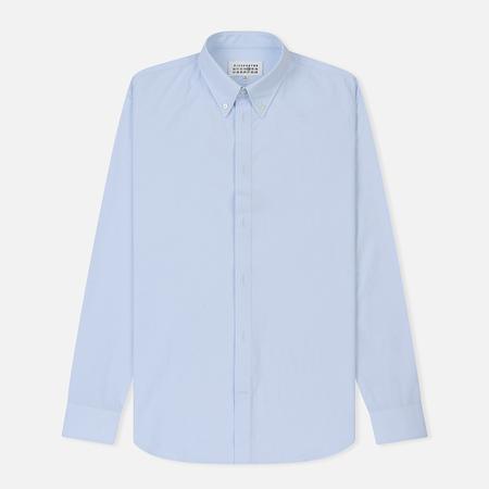 Мужская рубашка Maison Margiela Elegant Classic Button Down Light Blue