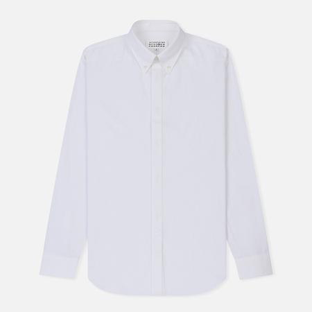 Мужская рубашка Maison Margiela Elegant Classic Button Down White