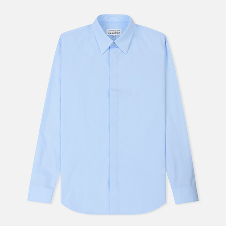 Мужская рубашка Maison Margiela Oxford Light Blue