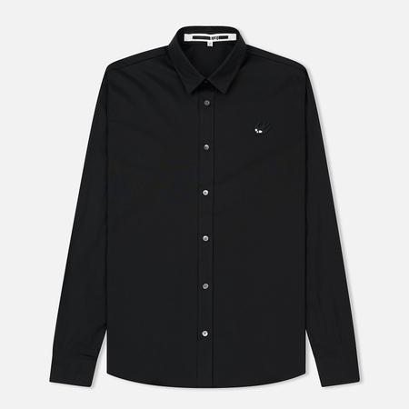 Мужская рубашка McQ Alexander McQueen Curtis SG Swallow Darkest Black